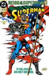 Superman, Vol. 2 #79 - Near Mint