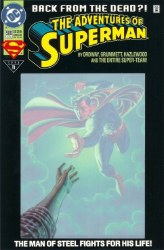 Adventures Of Superman #500B - Near Mint