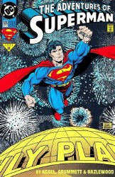 Adventures of Superman #505B - Near Mint