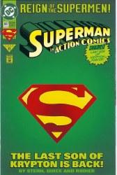 Action Comics #687C - Very Fine