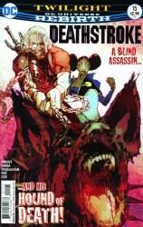 Deathstroke, Vol. 3 #15A - Near Mint