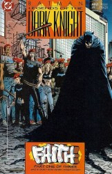 Batman: Legends of the Dark Knight #21 - Fine/Very Fine