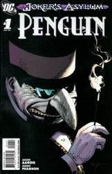 Joker's Asylum: Penguin #1 - Very Fine