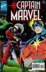 Captain Marvel, Vol. 4 #2 - Very Fine