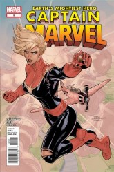 Captain Marvel, Vol. 8 #5A - Near Mint