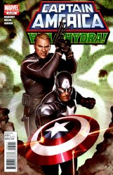 Captain America: Hail Hydra #5- Very Fine