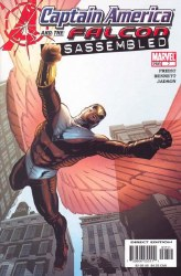 Captain America and the Falcon, Vol.1 #7 - Very Fine