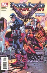 Captain America and the Falcon, Vol.1 #10 - Very Fine