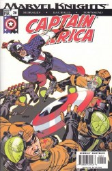 Captain America, Vol. 4 #26 -Very Fine