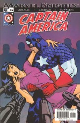 Captain America, Vol. 4 #25 -Very Fine