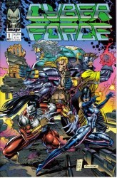 Cyberforce, Vol. 1 #1 - Near Mint