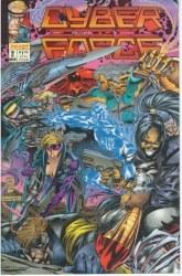 Cyberforce, Vol. 1 #2 - Near Mint
