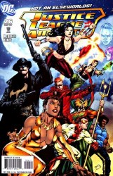 Justice League of America, Vol. 2 #23 - Very Fine