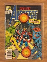 The Avengers: The TerminatrixObjectiver #3 - Very Fine