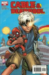 Cable & Deadpool #18 - Near Mint