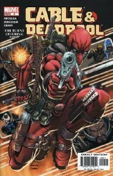 Cable & Deadpool #9 - Very Fine
