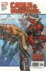 Cable & Deadpool #12 - Near Mint