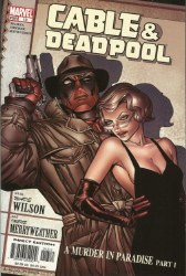 Cable & Deadpool #13 - Near Mint