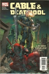 Cable & Deadpool #14 - Very Fine