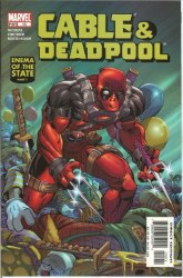 Cable & Deadpool #15 - Very Fine