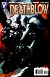 Deathblow, Vol. 2 #3A - Very Fine