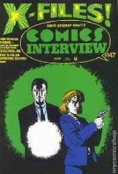 David Anthony Kraft's Comics Interview #147 - Fine/Very Fine