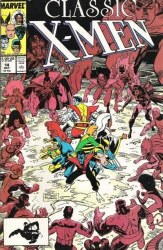 Classic X-Men #14 - Very Good