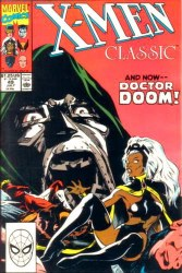 Classic X-Men #49 - Very Good