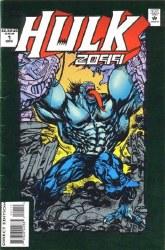 Hulk 2099 #1 - Very Fine