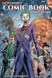 Overstreet Comic Bk Pg Hc Vol49 Batmans Rogues Gallery