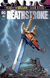 Deathstroke #48 Yotv
