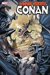 Savage Sword Of Conan #11