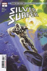 Annihilation Scourge Silver Surfer #1