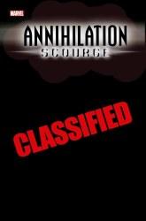 Annihilation Scourge Omega #1