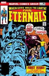 Eternals #1 Facsimile EditionPoster