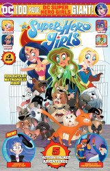 Dc Super Hero Girls Giant #2