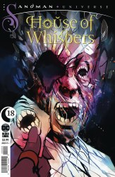 House Of Whispers #18 (Mr)