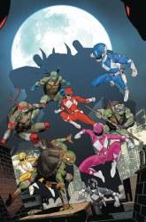 Power Rangers Teenage Mutant Ninja Turtles #5