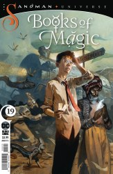 Books Of Magic #19 (Mature Readers) - Near Mint