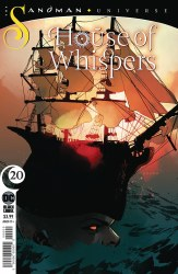House Of Whispers #20 (Mature readers) - Near Mint
