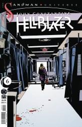 John Constantine Hellblazer #6 (Mr)