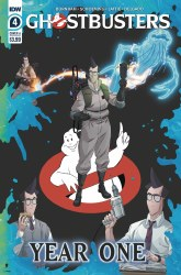 Ghostbusters Year One #4