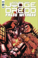 Judge Dredd False Witness #2