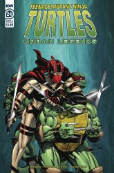 Tmnt Urban Legends #24