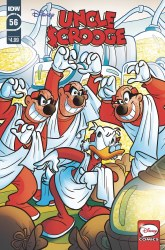 Uncle Scrooge #56