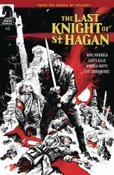 Last Knight Of St Hagan #1