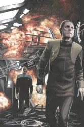 Star Trek Ds9 Too Long A Sacrifice #1