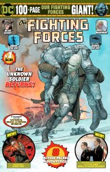 Our Fighting Forces Giant #1 - Near Mint