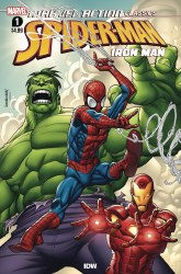 Marvel Action Classics Avengers Starring Iron Man #1