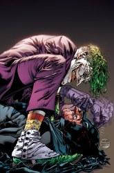 Detective Comics #1023 Joker War